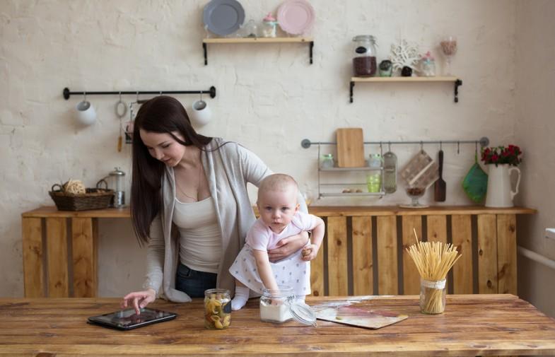 Nasce Mom Tips: il canale 20lines a misura di mamma.