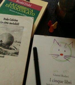 Filastrocca: i libri