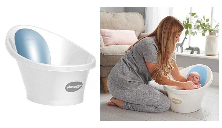 Vasca Da Bagno Neonato Con Supporto.Vaschette Per Il Bagnetto Quale Scegliere Per Neonati E Bambini