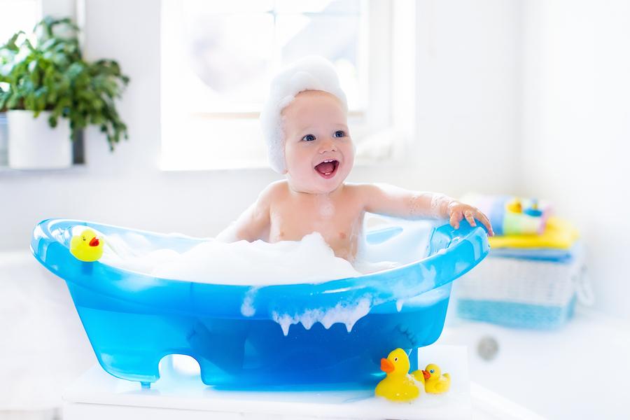 Vasca Per Bambini Da Mettere Nella Doccia.Vaschette Per Il Bagnetto Quale Scegliere Per Neonati E Bambini