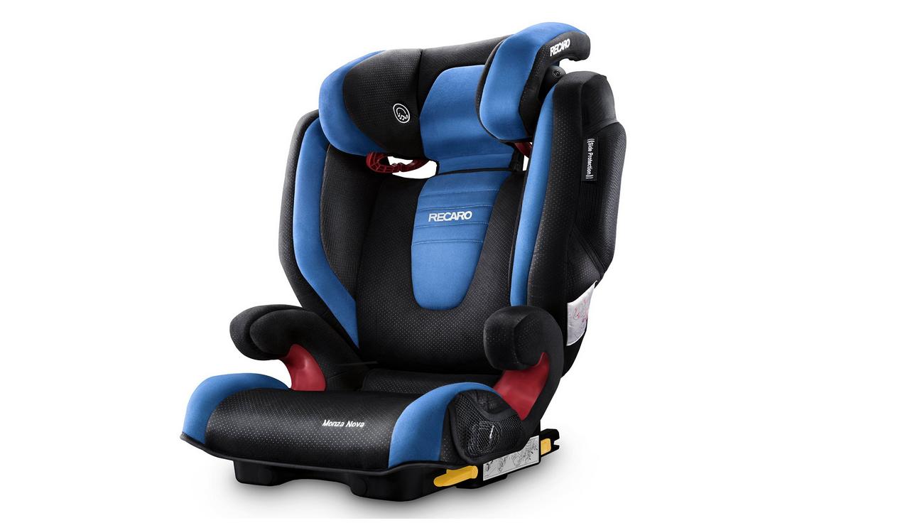 Recaro Auto Monza Nova 2 Seatfix