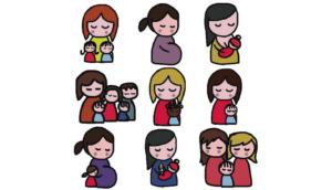 Mamma, femminile plurale
