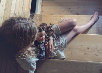Quando tua figlia subisce un trauma