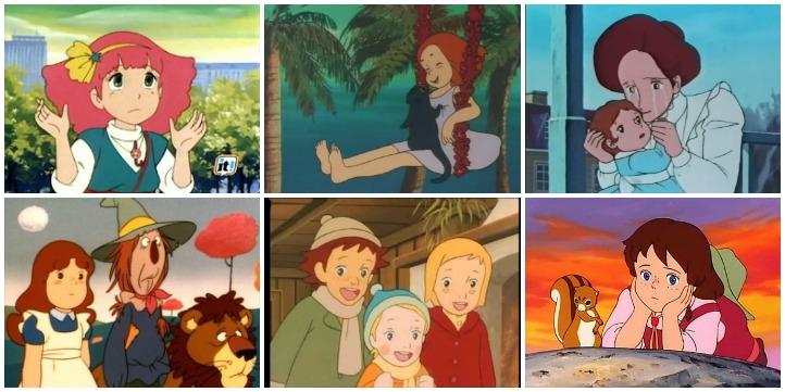 I cartoni animati che non ricordiamo pagina di