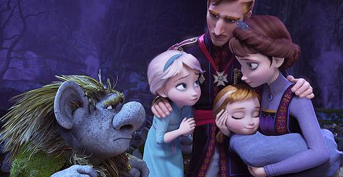 Frozen film quando esce trama curiosità giochi e