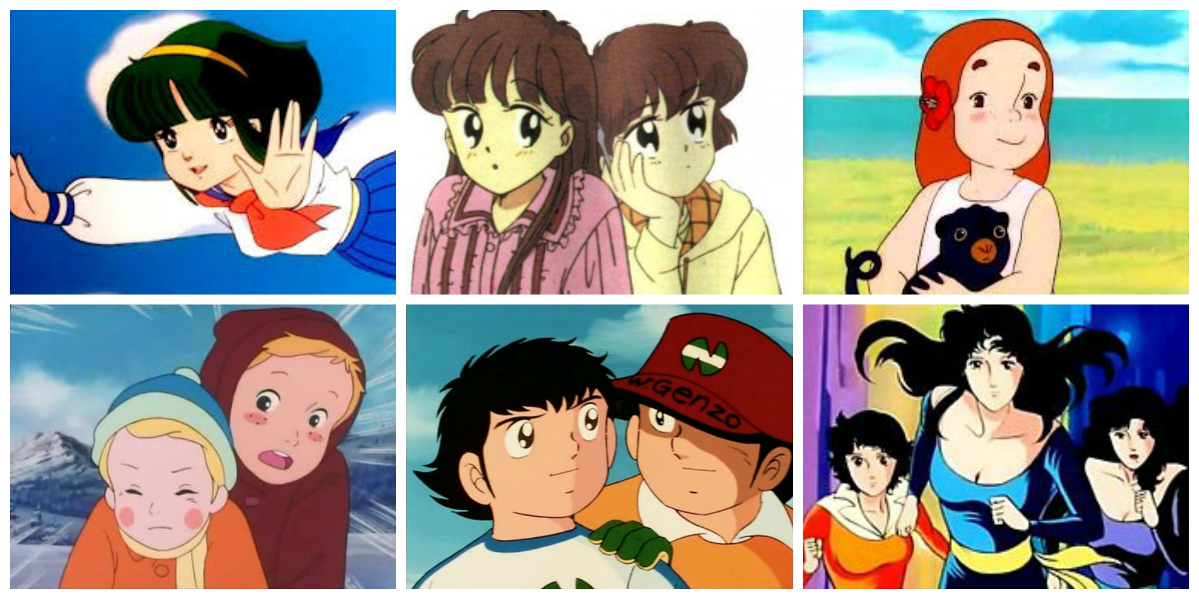 Quanto conosci le canzoni dei cartoni animati anni ottanta