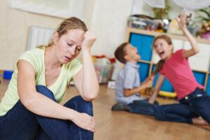 I miei figli sono estroversi e io sono esausta