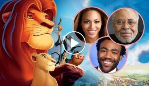 IL RE LEONE live action cast completo e uscita [VIDEO]