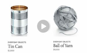 Nuova linea oggetti tiffany: ecco le novità [VIDEO]