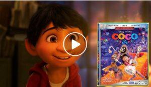 Coco in DVD e BLUE-RAY: quando esce [VIDEO]