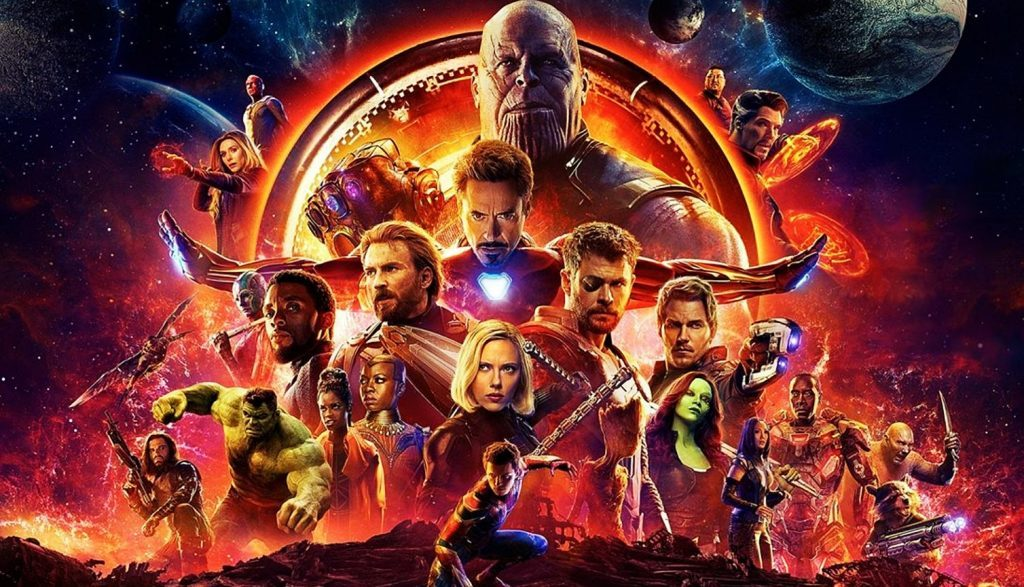 Avengers Infinity War Tutti I Giocattoli