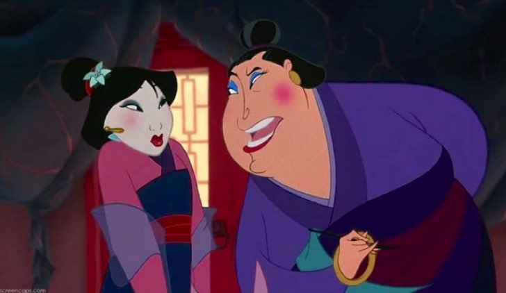 quiz disney difficile Mulan