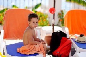 Colpo di calore bambini quanto dura e cosa fare
