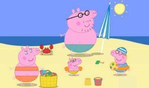 PEPPA PIG: decalogo dedicato alla giornata mondiale degli oceani