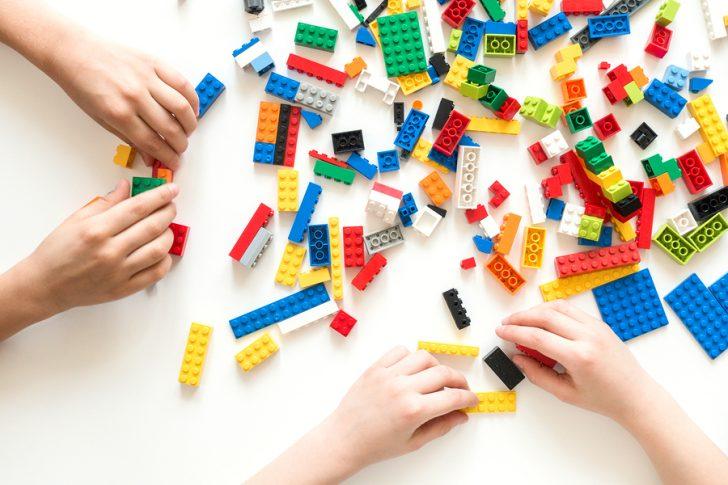 costruzioni lego fai da te