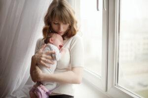 BABY BLUES cos'è, quanto dura e come si presenta