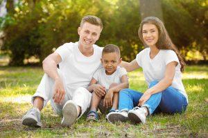 Come spiegare a un bambino che è stato adottato