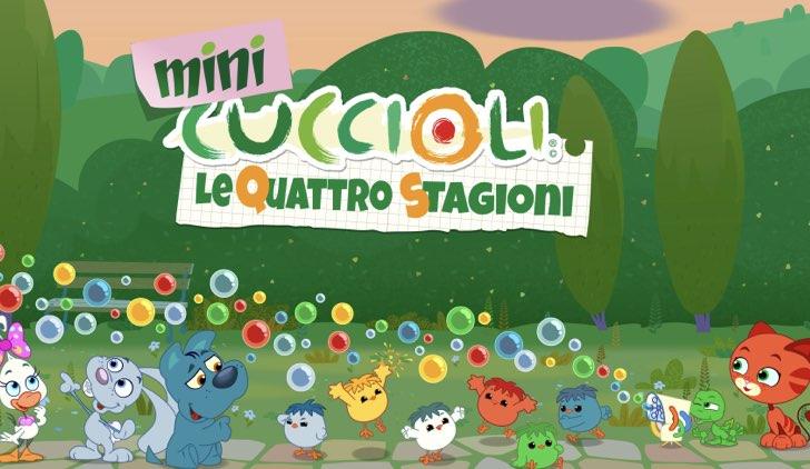 MIni Cuccioli - Le quattro stagioni credits Gruppo Alcuni