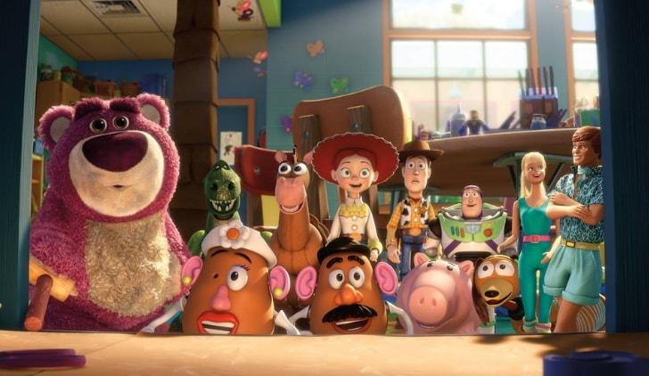 Toy Story 3 - La grande fuga credits Facebook ToyStoryIT