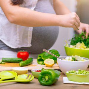 prezzemolo in gravidanza