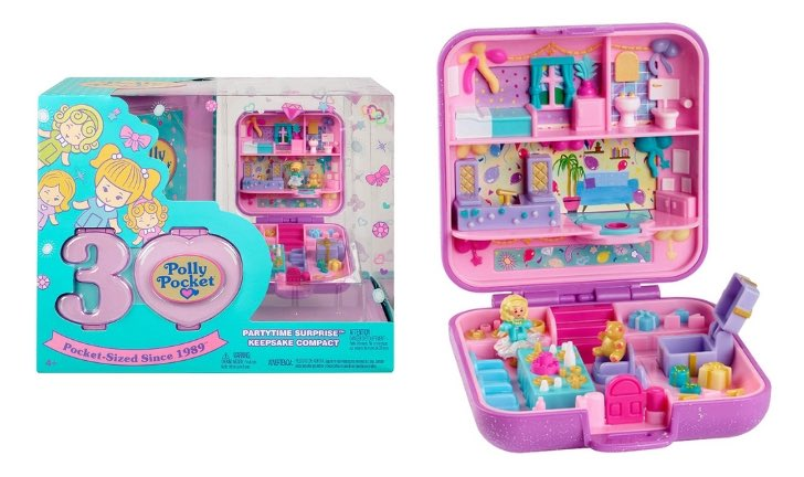 polly pocket 30 anni
