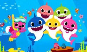 baby shark serie tv