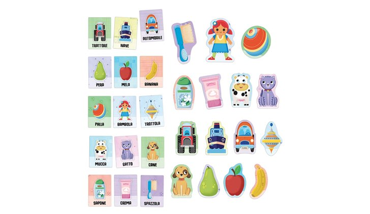 Come insegnare le prime parole ai bambini headu baby flash cards