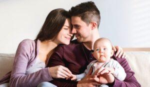 Come non andare in crisi dopo la nascita di un figlio