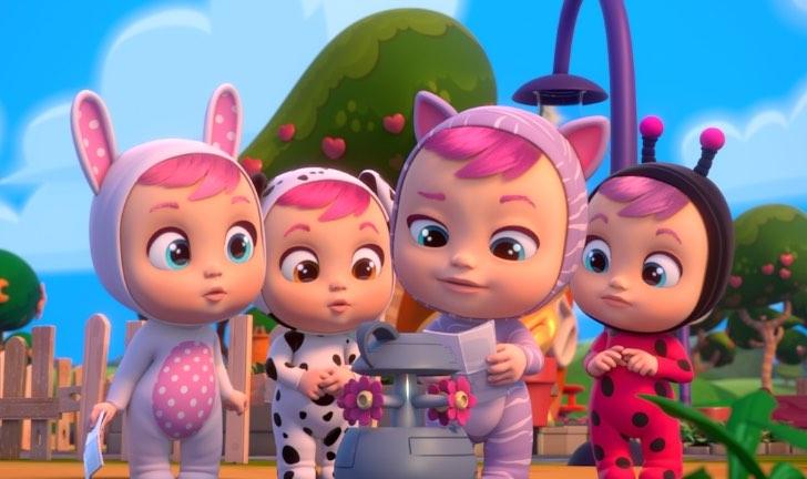 Cry Babies Magic Tears Le Bamboline Protagoniste Di Un Cartone