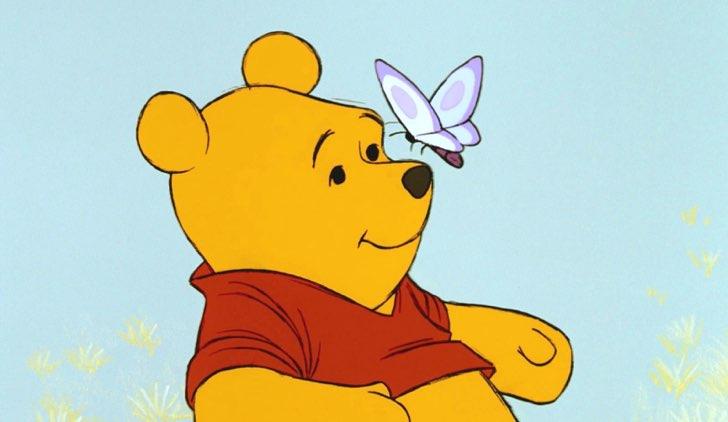 Vhs winnie the pooh walt disney i classici videocassetta vintage