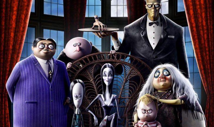 La Famiglia Addams Quando Esce Trama Trailer Video