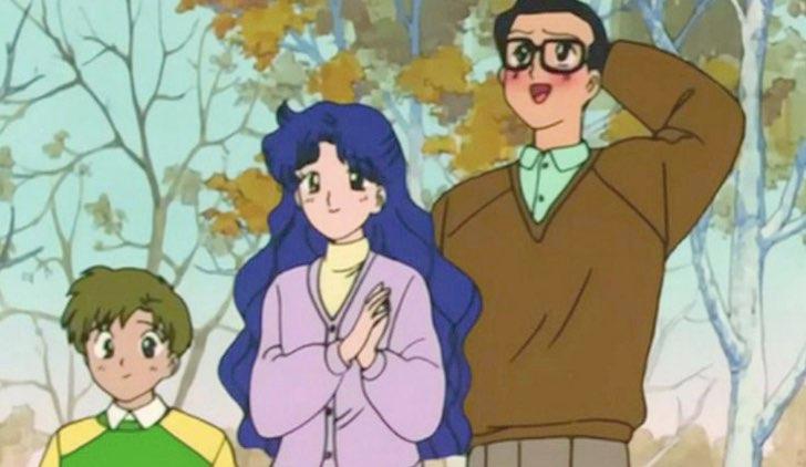 Sailor-Moon-Famiglia