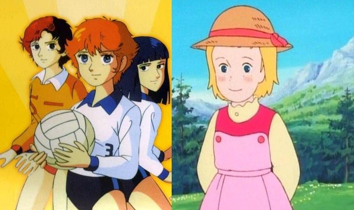 Cartoni animati anni 80 in tv: quando vanno in onda