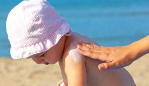 migliori creme solari per bambini