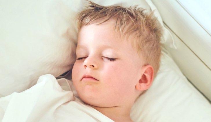 sudorazione nella prima fase del sonno bambini