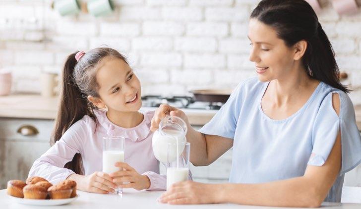 latte italiano senza antibiotici