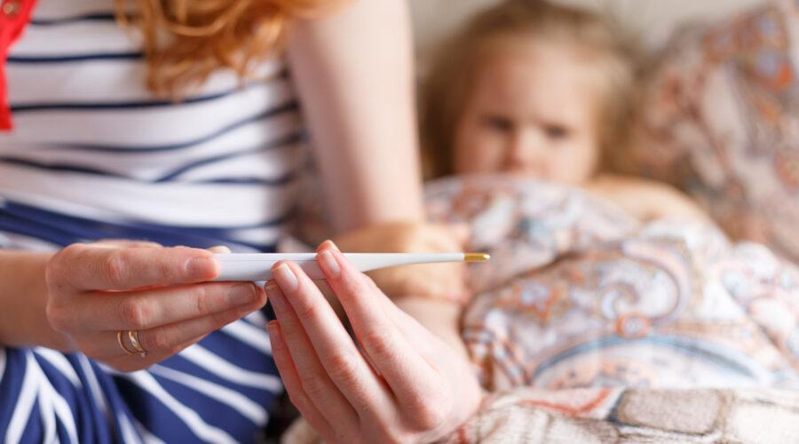 congedo malattia figli