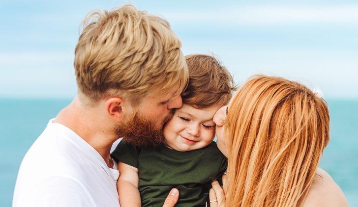 Il regalo più bello che un papà può fare ai suoi figli è di amare la loro mamma