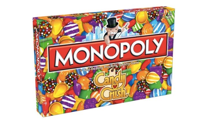 monopoly candy crush