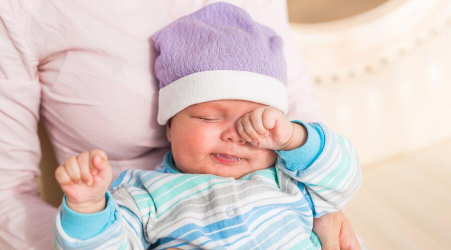 Come accorgersi che un neonato non vede